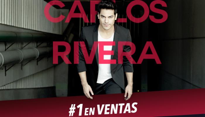 Carlos Rivera #1 en ventas