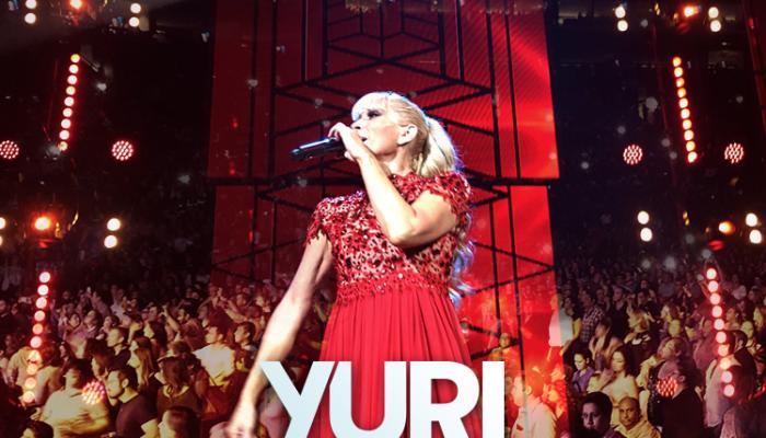 YURI fascina a 12,500 en MONTERREY