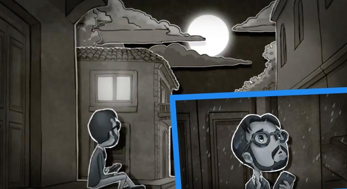 """ALEKS SYNTEK  Estrena video animado para su canción """"El e-mail"""""""