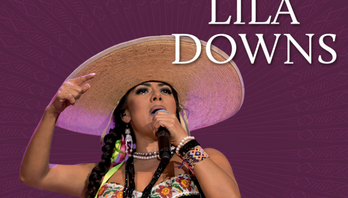 LILA DOWNS Brilla en Londres