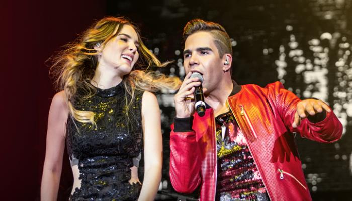 """Cañaveral  Estrena el video de  """"En la Obscuridad"""" con Belinda"""