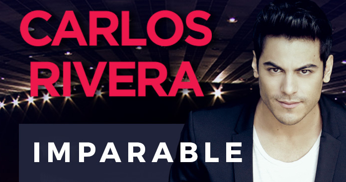CARLOS RIVERA  IMPARABLE