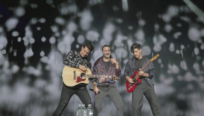 REIK  Arranca gira en el Auditorio Nacional
