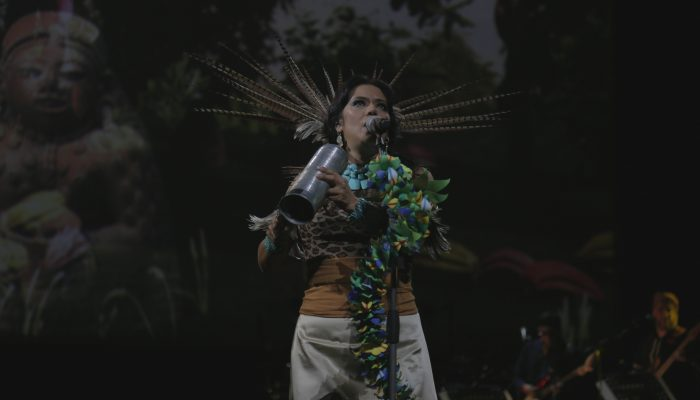LILA DOWNS  Encanta al Auditorio Nacional