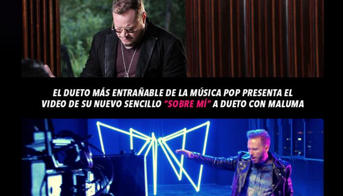 """SIN BANDERA  Estrena el video de """"Sobre Mi"""" ft Maluma"""