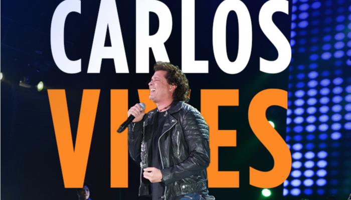 """CARLOS VIVES enciende a México con """"La Fiesta de Todos"""""""