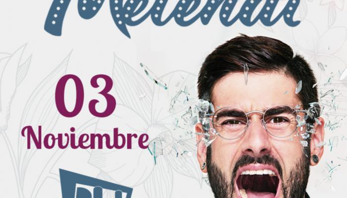 MELENDI 03 de Noviembre Auditorio Nacional