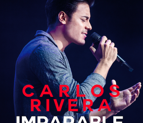 Carlos Rivera Imparable. Nueva Fecha 14 de Julio Auditorio Nacional