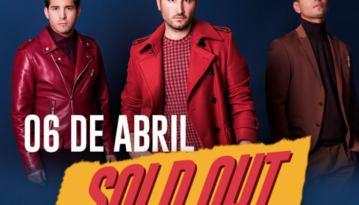 REIK  SOLD OUT  Auditorio Nacional