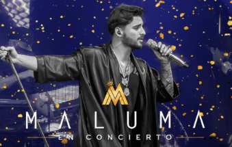 MALUMA  SOLD OUT  20 MAYO  ARENA CDMX