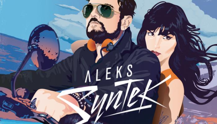 ALEKS SYNTEK  Permanece en No. 1 en iTunes