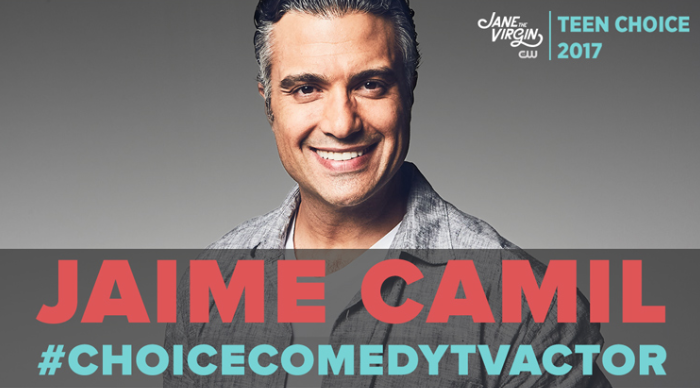 JAIME CAMIL  Nominado a  FOX Teen Choice Awards  Por tercer año consecutivo