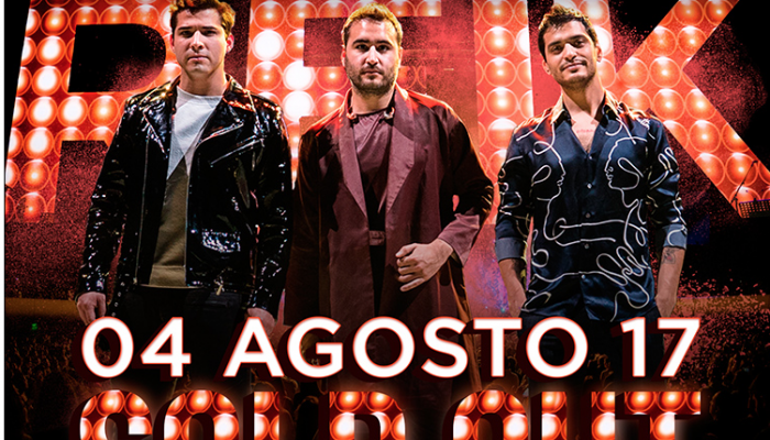 REIK  04 de Agosto  Auditorio Nacional  SOLD OUT