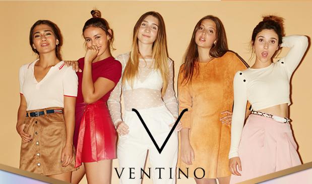 VENTINO  Ya es parte de la familia  WESTWOOD ENTERTAIMENT