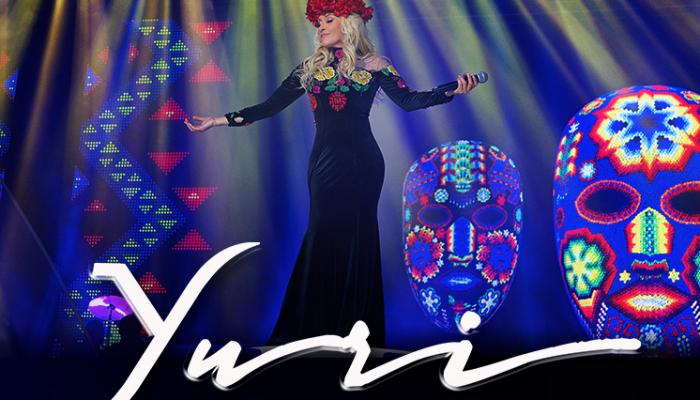 YURI  será coronada como  Reina de las Fiestas Patrias en las Vegas, Nevada.