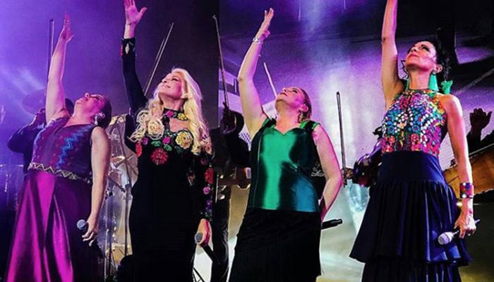"""Gran éxito Pandora y Yuri arrancan tour """"Juntitas"""""""