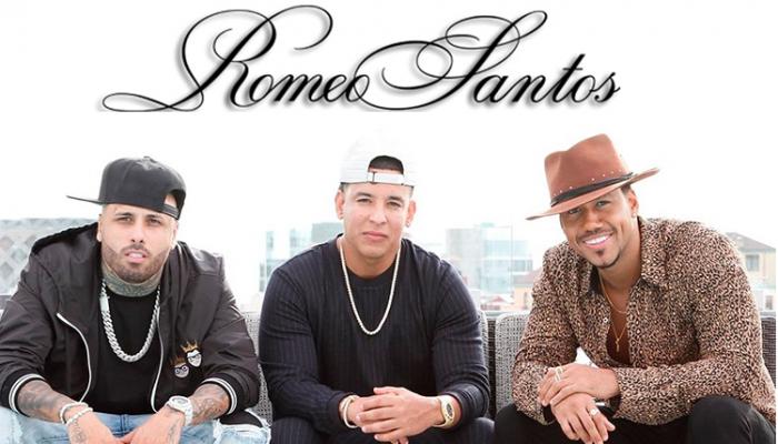 """ROMEO SANTOS lanza su sencillo radial """"BELLA Y SENSUAL"""" feat. DADDY YANKEE & NICKY JAM"""