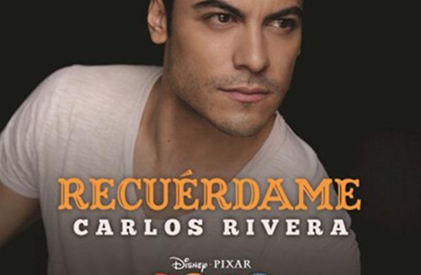 """Carlos Rivera #1 en iTunes con """"Recuérdame"""""""