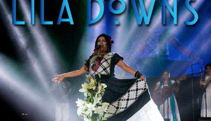 LILA DOWNS Rinde homenaje a México en el Auditorio Nacional