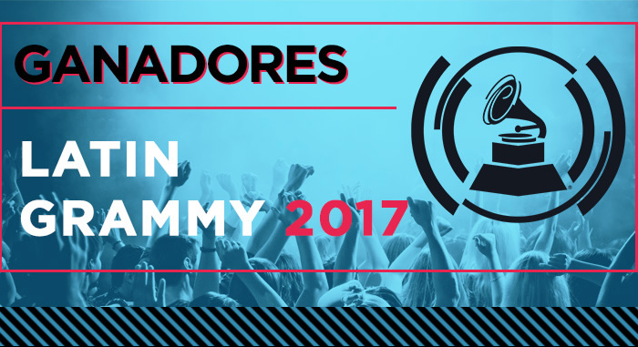 Gran noche de Latin Grammys