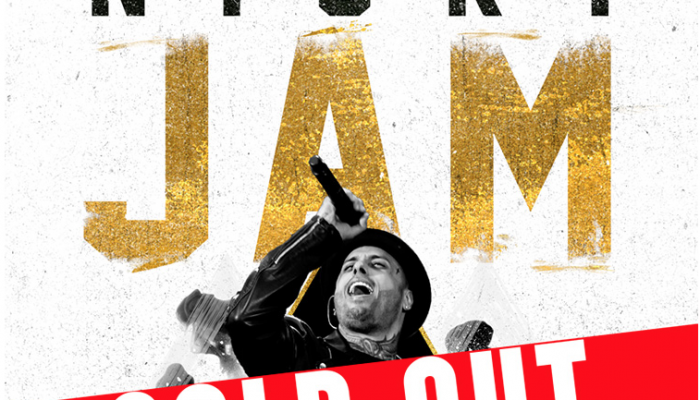 NICKY JAM  SOLD OUT Monterrey