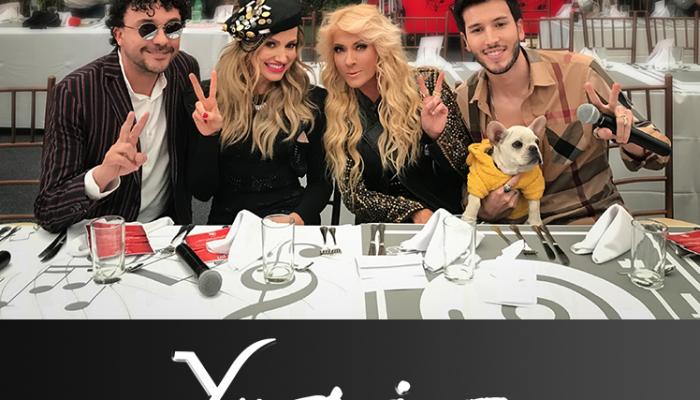 """Yuri asesora de """"La Voz Kids…Colombia"""""""