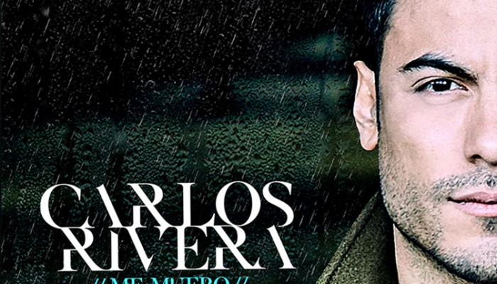 """Carlos Rivera estrena su nuevo sencillo """"Me Muero"""""""