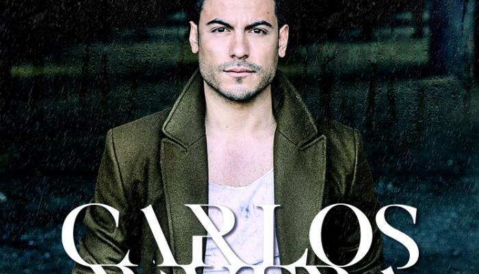 Carlos Rivera anuncia conciertos de su nueva gira