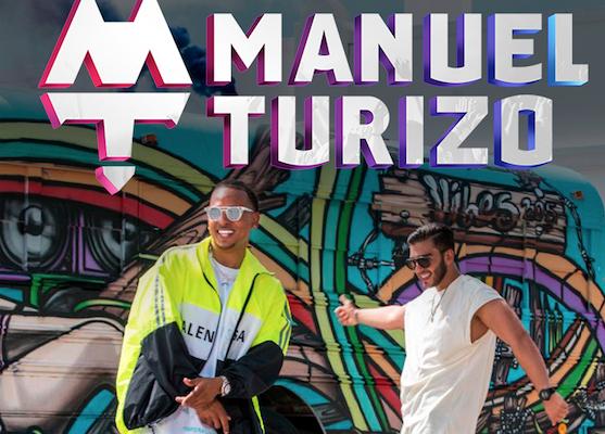 """Manuel Turizo  participa en el nuevo tema de Ozuna """"VAINA LOCA"""""""