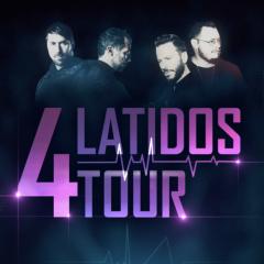 4 Latidos Tour (Camila & Sin Bandera)
