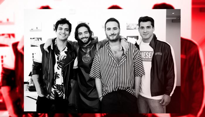 """Reik anuncia su nuevo sencillo """"Amigos con Derechos"""" ft. Maluma"""
