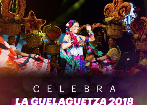 LILA DOWNS  Celebra la Guelaguetza 2018 con su música