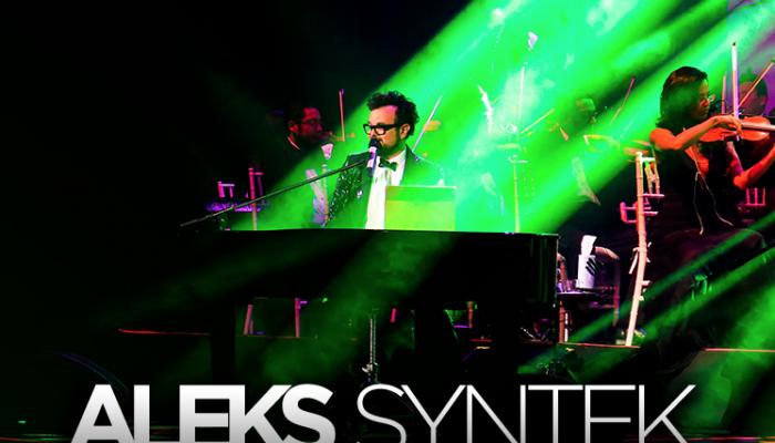 Aleks Syntek ofrece noche sinfónica con causa