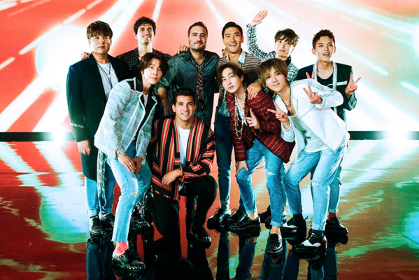 "Estreno ""One More Time"" Super Junior ft. Reik"