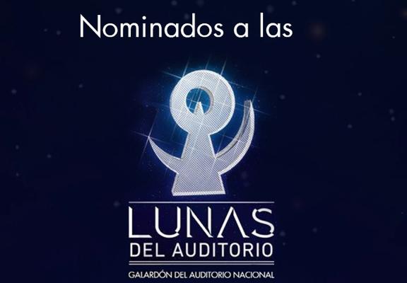 Westwood Entertainment nominados a las Lunas del Auditorio Nacional