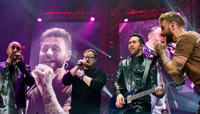 4 LATIDOS Tour Enamoró con su música  a Guadalajara y Monterrey