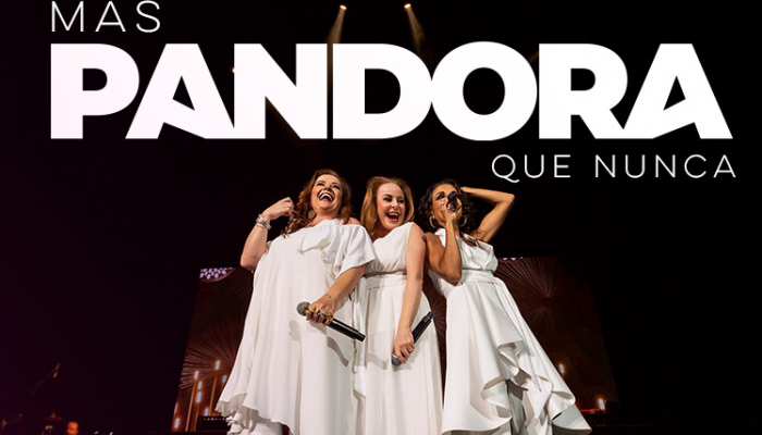 Más Pandora Que Nunca inicia en Monterrey con gran éxito.