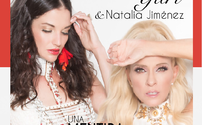 "Yuri estrena ""Una Mentira Más"" junto a Natalia Jiménez"