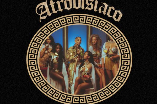 """Rauw Alejandro lanza su álbum """"Afordisíaco"""""""