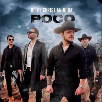 """Reik estrena """"Poco"""" junto a Christian Nodal"""