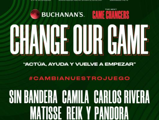 Sin Bandera, Camila, Carlos Rivera, Matisse, Reik y Pandora en concierto vía streaming