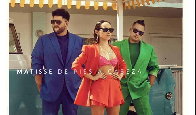 """Matisse estrena """"De Pies a Cabeza"""""""