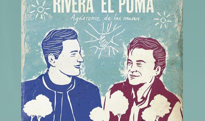 """Carlos Rivera & José Luis Rodríguez """"El Puma"""" interpretan """"Agárrense de las manos"""""""