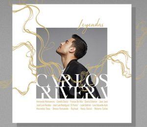"""Carlos Rivera honra a las """"Leyendas"""""""