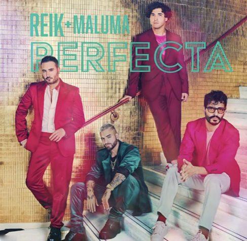 """Reik + Maluma estrenan colaboración """"Perfecta"""""""