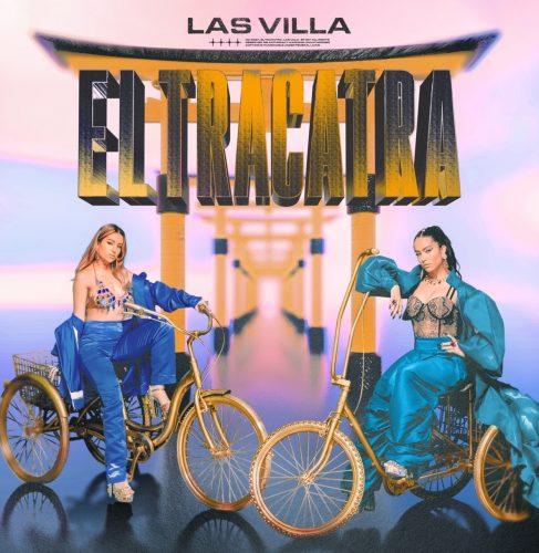 """Las Villa lanza """"El Tracatra"""" junto a Wisin y Kevvo"""