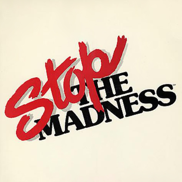Various Artists - Stop The Madness single