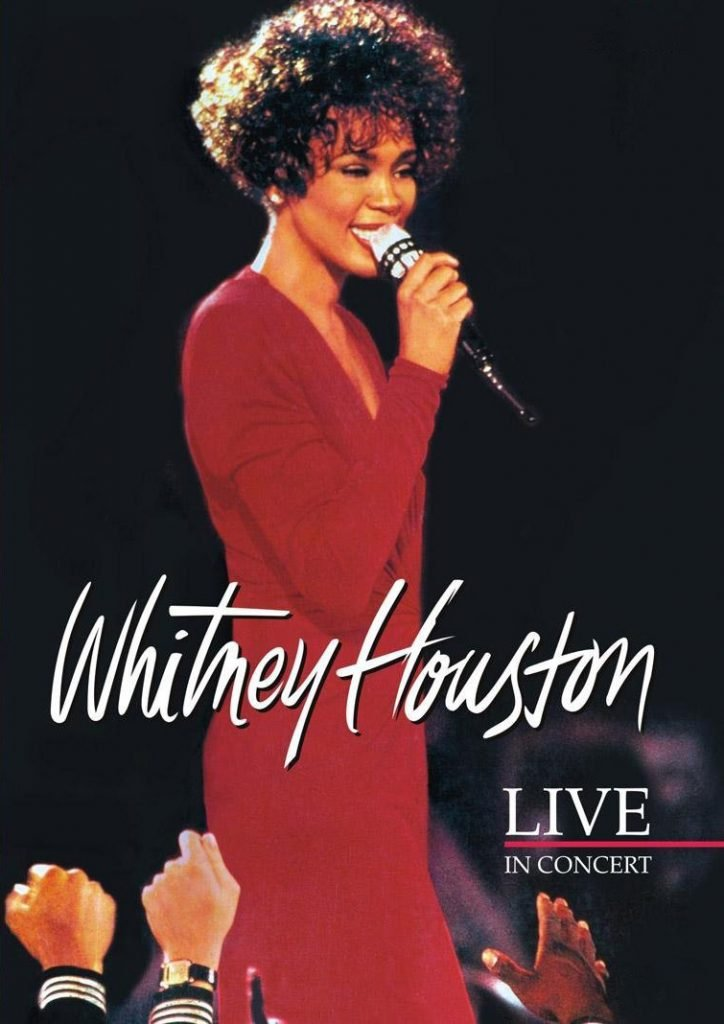 Whitney Houston - Welcome Home Heroes