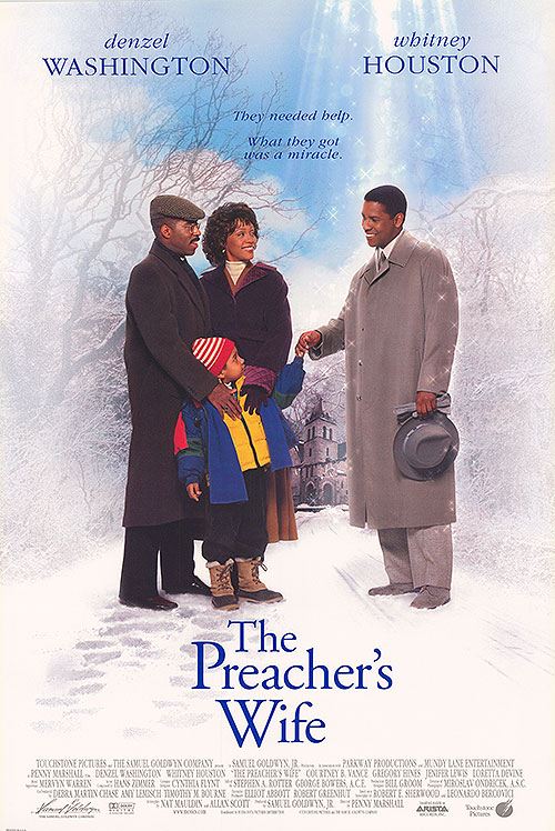 The Preacher's Wife movie poster