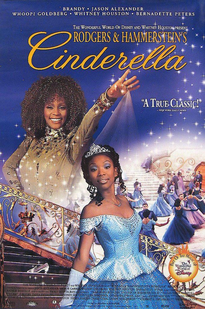Rodgers and Hammerstein's Cinderella movie poster
